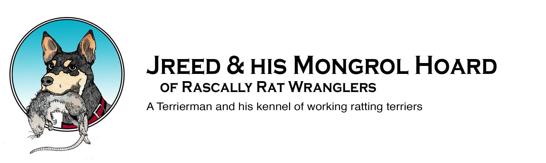 Jreed & His Mongrol Hoard